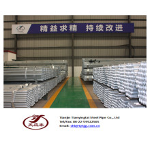 ASTM A53 Sch 40 Rohr