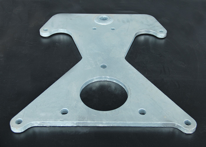 LX-Type Grid Facility Link Yoke Plate