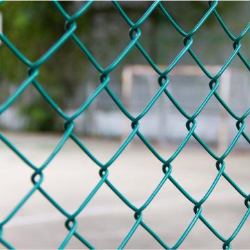 China-Kettenglied-Zaun-Maschen-Installations-Hersteller