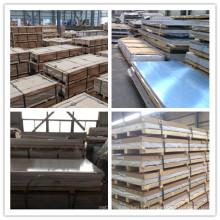 6082 T6 Placa De Alumínio Extinguida