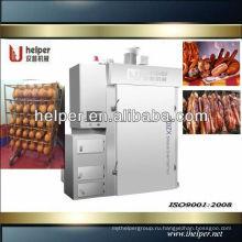 Автоматическая коптильня с колбасой