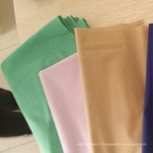 Tissu tc 65/35 45X45 133X94 133x72 en tissu sur mesure