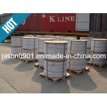 Fil d'acier galvanisé ASTM A363