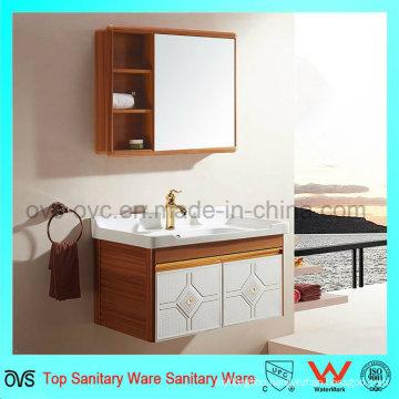 Modern Wall Hung Simple Single Sink Bathroom Cabinet Vanity