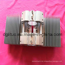 Aluminium-Teil / LED-Straßenleuchte Gehäuse / Aluminiumgehäuse / Aluminium-Druckguss / Aluminium-LED-Teil / Aluminium-Straßenleuchte