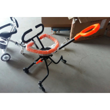 Легко носить с собой складной детская коляска
