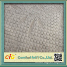 Plain Knitted Jacquard Fabric