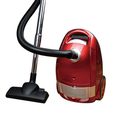 Super Diam 2 In 1 Red Vacuum Cleaner