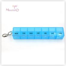 7 Grids Pill Box, 1 Woche Pill Box, Kunststoff Pill Box