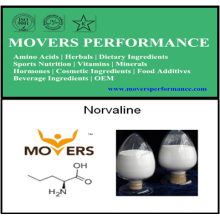 High Quality Amino Acids Norvaline with CAS No: 6600-40-4