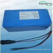 Solar Energy Storage Battery 14.8v 16ah For Solar Street Lights / Solar Led Lighting