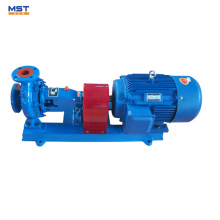 High Flow Electric Centrifugal Industry 5hp Water Pump