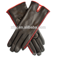 Daily life Girls Driving Warm Leather Gloves