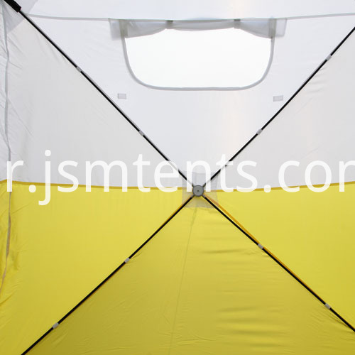 Work Site Welding Tents