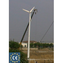 un minimum d'entretien par le vent générateur 10kw CE