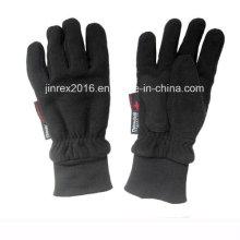 Fleece Winter Warm 3m Thinsulate Mode Polar Fleece Outdoor Handschuh-Jg12A038