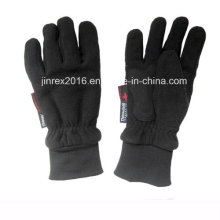 Fleece Winter Warm 3m Thinsulate Fashion Polar Fleece Outdoor Glove-Jg12A038