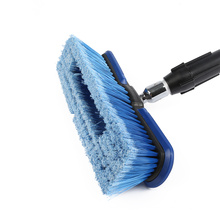WaterJet Broom Easy Sweeping powerfully for Washing and sweep the garbage