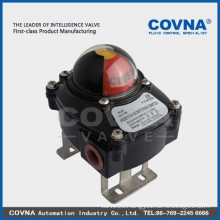 pneumatic actuated ball Valve 316 304 cf8m cf8 with pressure switch positioner