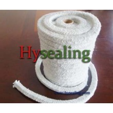 Dusted Square Asbestos Rope for Insulation