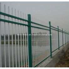 Cerca de ferro de segurança / cerca de aço de zinco / cerca de malha de arame