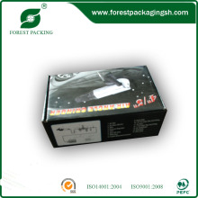 Black Cardboard Box Custom Paper Box Supplier