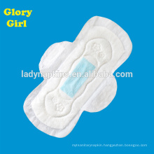 Disposable Daily Use Non-woven Breathable Anion Sanitary Napkins