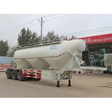 12.1m Medium Density Powder Material Transport Semi-trailer