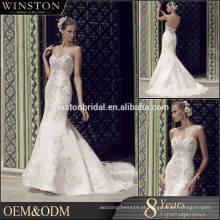 Vestidos de noiva de alta qualidade populares populares mais populares para venda on-line