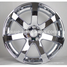 20x8.5 5x130 Chrome alloy wheels