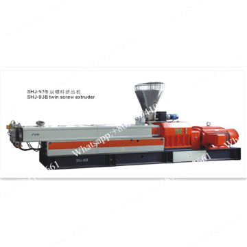 Ingenieur Kunststoff Doppelschneckenextruder Maschine