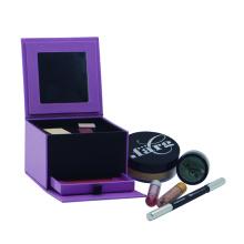 Empaquetado cosmético del kit del maquillaje del papel