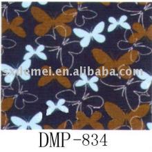 impresión de la mariposa de más de quinientos patrones tela