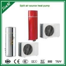 2014 China hot selling home use mini split water to water heat pump