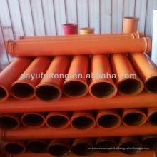 Putzmeister concrete pump pipe DN125*4.5*3000mm(wear-resistant)