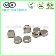 N50 неодимового магнита 10 мм х 2 мм диск