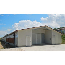 Prefabricated Closed Poultry House (KXD-PCH1455)