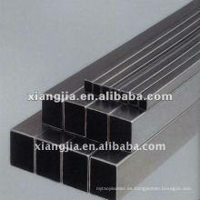 Venta caliente Square / tubo rectangular / sección hueca