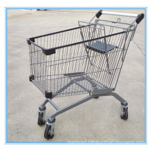 125L Supermarket Shopping Carts