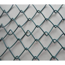 Chain Link Mesh Zaun / Diamond Wire Mesh für Straße