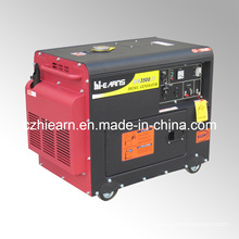 3kw Portable Silent Air Cooled Diesel Generator Set (DG3500SE)
