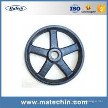 Chine Poulie FC250 de fonte grise de qualité adaptée aux besoins du client par fonderie