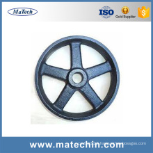 China Foundry Customized Quality Grey Cast Iron FC250 Pulley
