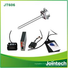 Capteur de niveau de carburant capacitif RS485 analogue de Digital RS232 pour la surveillance de carburant de réservoirs d'huile
