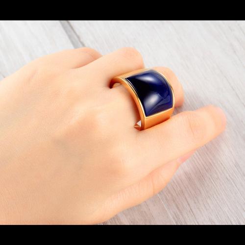 Plating Gold ring