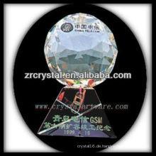 schöne k9 Kristallkugel K035