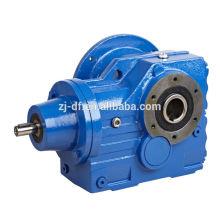 S Serie schraubenförmiger Schneckengetriebemotor
