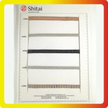 High Definition For for Crystal Hot Fix Mesh High quality hot fix Rhinestone trimming for shoes supply to Spain Exporter