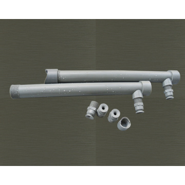 Flame Retardant Spray Tube