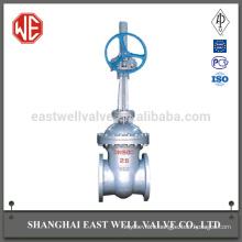 Gate valve seat ring